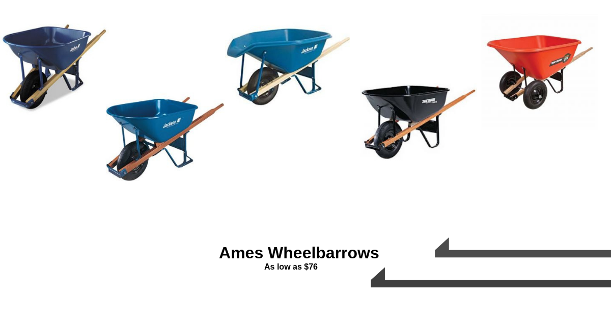 Ames Wheelbarrow